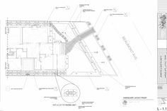 New Zealand Cottage - Landscape Layout Front - East Landscape Architecture