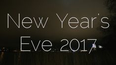 New Year's Eve 2018