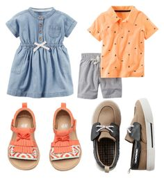 """""""Bastian and Darcy"""" by prisdestyles on Polyvore featuring Carter's"""