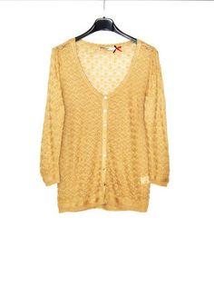 Kup mój przedmiot na #vintedpl http://www.vinted.pl/damska-odziez/bluzy-i-swetry-inne/13524801-sweter-jasny-brazowy-rozpinany-stradivarius-l-nowe