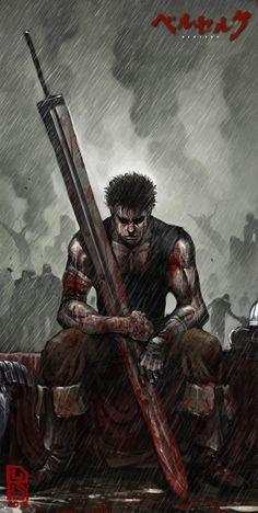 BERSERK - After the battle- by Darkdux.deviantart.com on @deviantART