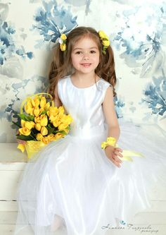 Girls Dresses, Flower Girl Dresses, Actresses, Wedding Dresses, Model, Childhood, Beautiful, Fashion, Female Actresses