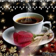 For you! Thank You Vickie for Your Ministry. Enjoy the warmth of the coffee I send to You!! ☕️. ❤️Doreen