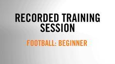 Hudl | Football: Beginner
