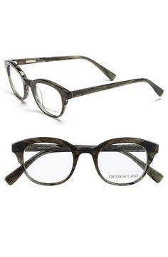 663fe5dd25b Women s Derek Lam Optical Glasses - Green Stripes - by MODO Eyewear