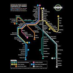 world cities metro map. Need this print.