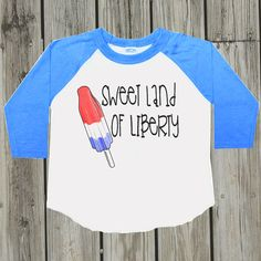 Baby boy clothes. 4th of July shirt. Fourth of by PressThreads