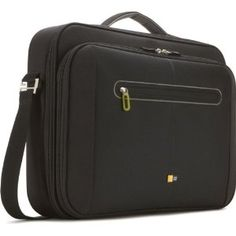 """Case Logic PNC-218 18-Inch Laptop Case (Black) by Case Logic. $39.09. Case Logic is obsessed with organization! No matter who you are, what toys, tools or technology you have, where you are, or where you are going, Case Logic is your partner in managing the things that matter to you. We are the """"stuff wranglers"""" that make life easier. With this focus in mind, Caselogic introduces the PNC-218 18-Inch Laptop Case. Professionally-oriented functionality and materials with contempor..."""
