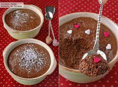 Receta de mousse de chocolate para San Valentín