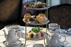 Enjoy a fabulous traditional afternoon tea for two plus a glass of bubbles each at a luxurious location