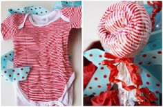 Lollipop onesies #babyshower