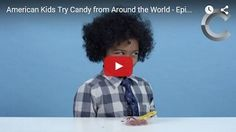 Watch These American Kids Try Halloween Candy From Around The World :: Websipedia.com