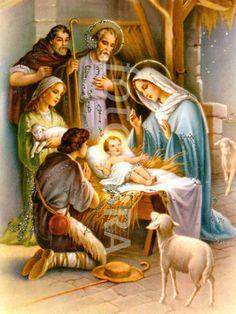 Nativity merry christmas!!!!! Happy b-day Jesus!!!!!!