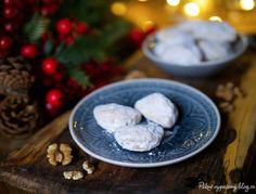 Citronové sušenky – razítkuje celá rodina – PĚKNĚ VYPEČENÝ BLOG Pavlova, Feta, Cheese, Cookies, Desserts, Blog, Lemon, Crack Crackers, Tailgate Desserts