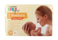 """Confessions of a new Mummy: Review: The Co-operative """"Loved by us"""" Nappies"""