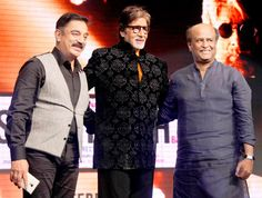 Star-studded music launch of 'Shamitabh' - Yahoo Movies India