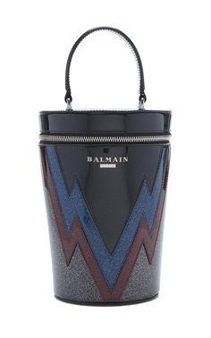 Flash Crossbody Star Bag by BALMAIN for Preorder on Moda Operandi