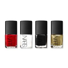 Buy NARS Kuroko Kabuki Mini Nail Polish Coffret at ASOS. With free delivery and return options (Ts&Cs apply), online shopping has never been so easy. Get the latest trends with ASOS now. Nars Nail Polish, Nail Polish Sets, Nail Set, Kuroko, Perfume, Professional Nails, Last Minute Gifts, Holiday Gift Guide, Holiday Fun