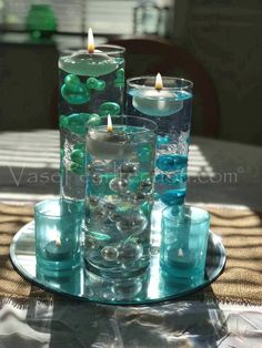 13 best turquoise centerpieces images turquoise weddings wedding rh pinterest com