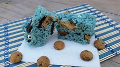 Cookie Monster Krisp