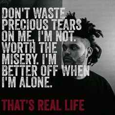 The Weeknd • Real Life