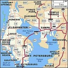 19 Best Tampa bay Maps images