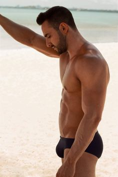 LASSEVO men's swimwear