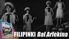 Filipinki - Bal Arlekina. Oryginalny teledysk, 1964 r.