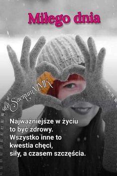 Motto, Humor, Good Morning, Polish, Humour, Funny Photos, Funny Humor, Comedy, Mottos