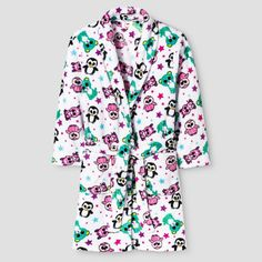 Girls  Beanie Boos Robe - Multi-colored 10 982b51665
