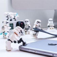 Servicio técnico Lego Figures, Action Figures, Lego Star Wars, Legos, Lego Stormtrooper, Super Troopers, Toy Store, Kids Store, Lego Photography