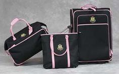 aka luggage set | BlackNews.com - Alpha Kappa Alpha Sorority Inc. Announces Launch of ...