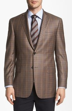 Hart Schaffner Marx Classic Fit Plaid Sportcoat available at #Nordstrom