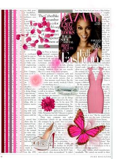 """""""Let's go pink!!!"""" by glam111 ❤ liked on Polyvore"""
