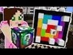 PopularMMOs Minecraft: PAT AND JEN LUCKY BLOCK STRUCTURES (CANDYLAND, OR...