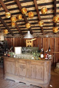 Whiskey Bar - K & T @ Vintage Ranch