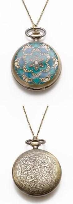 Pocket watch pendant