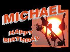 "Michael Buon Compleanno a te""Happy Birthday to You Michael""Tantissimi auguri Michael"" - YouTube"