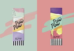 Cosmetic Packaging Design for POW POW Lipstickthe new cosmetic brand from Bangkok Thailand. Soap Packaging, Beauty Packaging, Cosmetic Packaging, Brand Packaging, Packaging Ideas, Skincare Packaging, Makeup Package, Lipstick Designs, Lipstick Brands