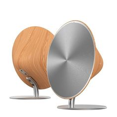 The Solo One is a modern Bluetooth speaker beautifully crafted for your interior space. It is features stereo surround sound, smart-touch panel, and wireless Bl