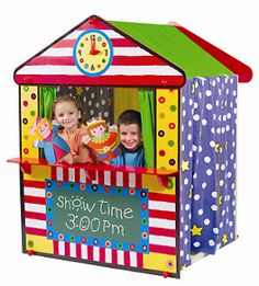 Play House Puppet Theatre - Everything Princesses