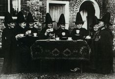 One of the most famous witch images.
