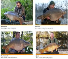 Check out this blog post to see some of our finest specimen carp: http://www.frenchcarpandcats.com/blog/blogstory.php?seq=130
