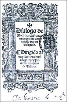 …Valladolid en la que se cuestionó la ortodoxia de las teorías de Erasmo...; a esa reunión acudieron unos clérigos idiotas, incompetentes hasta el extremo, que renegaron de las ideas del sabio de Rotterdam…