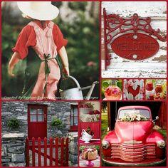 '' Strawberry Cottage (2) '' by Reyhan Seran Dursun