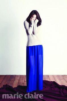 Park Shin Hye - marie claire 5