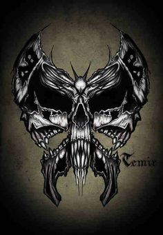 Skull....this is badass!