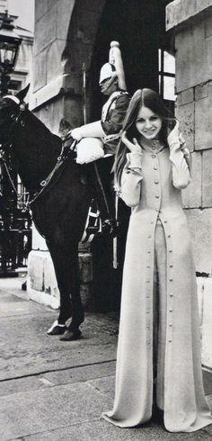 Susan Dey, 1960s.