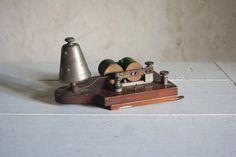 French Vintage Telephone Ringer // 1940's by #FrenchAtticFinds  #etsy #teamvam