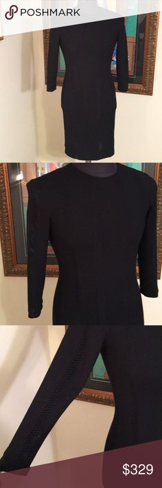 ⭐️RAG & BONE BLACK DRESS 💯AUTHENTIC ❤️RAG & BONE BLACK DRESS 💯AUTHENTIC! STUNNING AND STYLISH TOTALLY ON TREND! TRUE SUPER HOGH END LUXURY AND STYLE! THE COLOR IS BLACK. THE SIZE IS 8. THE DRESS IS LINED AND STRETCHY. IT HAS A LONG BEAUTIFUL DECORATIVE REAR ZIPPER. THE BUST IS 17.5 INCHES ACROSS AND 35 INCHES AROUND. THE HIP MEASURES 18 INCHES ACROSS AND 36 INCHES AROUND. THE LENGTH IS 38 INCHES LONG. PLEASE FEEL FREE TO ASK QUESTIONS rag & bone Dresses